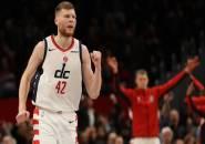 Takut Cedera, Davis Bertans Tak Akan Perkuat Wizards di Lanjutan Kompetisi