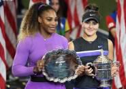 Bianca Andreescu Akui Ingin Lampaui Serena Williams