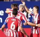 Gaya Bermain Atletico Madrid vs Levante Dikritik, Simeone: Yang Penting Menang