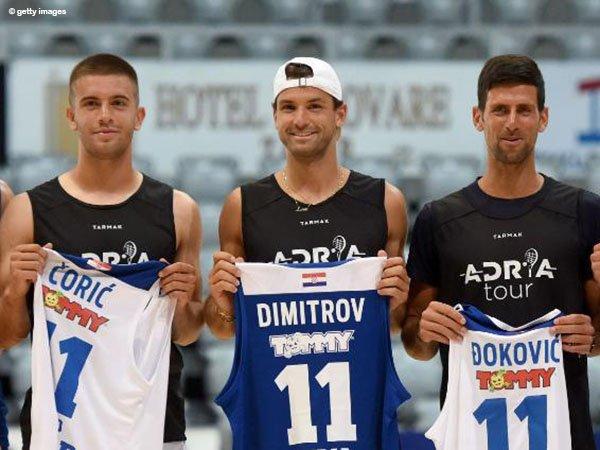 Menurut Guido Pella, Novak Djokovic Tak Hormati Dunia Tenis Dan Seluruh Planet