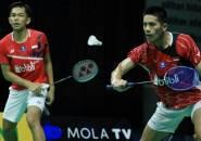 Mola TV PBSI Home Tournament: Belum Terkalahkan, Fajar/Yeremia Penasaran Jumpa Kevin/Reza