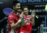 Mola TV PBSI Home Tournament: Fajar/Yeremia Masih Belum Terkalahkan