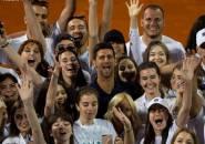 Bagi Dayana Yastremska, Novak Djokovic Hanya Ingin Berikan Kesenangan Dan Emosi Positif
