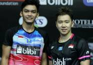 Mola TV PBSI Home Tournament: Marcus/Fikri Hentikan Perlawanan Hendra/Pramudya