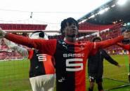 Starlet Sensasional Rennes Tak Akan Hengkang, Milan dan Madrid Gigit Jari