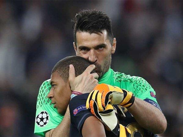 Dear Buffon, Mbappe Kangen Nih!