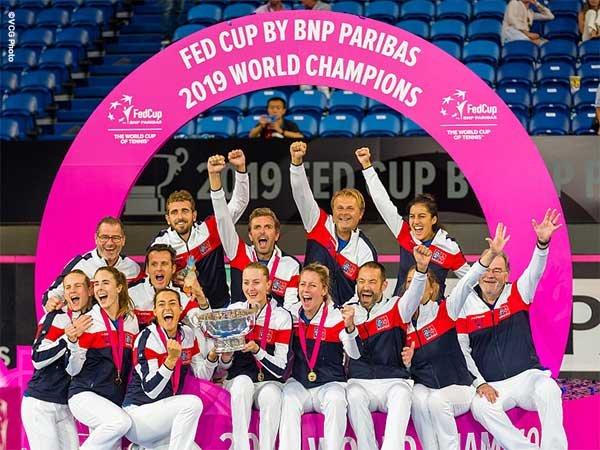 Fed Cup Finals Perdana Terpaksa Ditunda Sampai Musim 2021