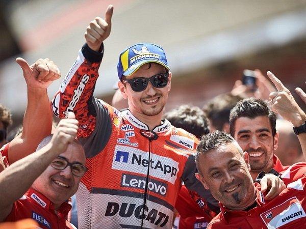 Lorenzo Buka Suara Soal Peluangnya Kembali ke Ducati