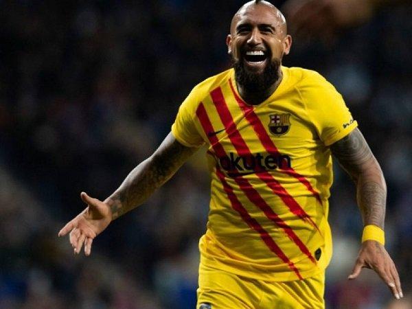 Penampilan Inter Merosot di Paruh Kedua, Bukti Conte Butuh Vidal