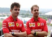 Tekad Besar Leclerc Sebelum Berpisah Dengan Vettel