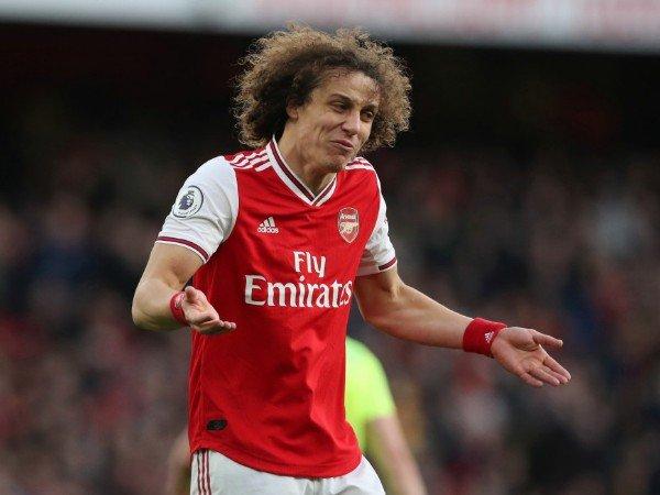 David Luiz Ternyata Berkorban dalam Kontrak Permanen Mari dan Soares di Arsenal