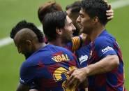 Dua Gol Suarez Tak Mampu Bawa Barcelona Kalahkan Celta Vigo