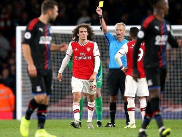 Guendouzi Punya Sikap Buruk, Arsenal Diklaim Butuh Sosok Patrick Vieira