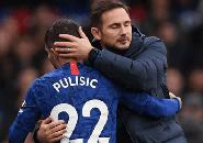 Lampard Tantang Pulisic Capai Standar Salah, Mane dan Sterling