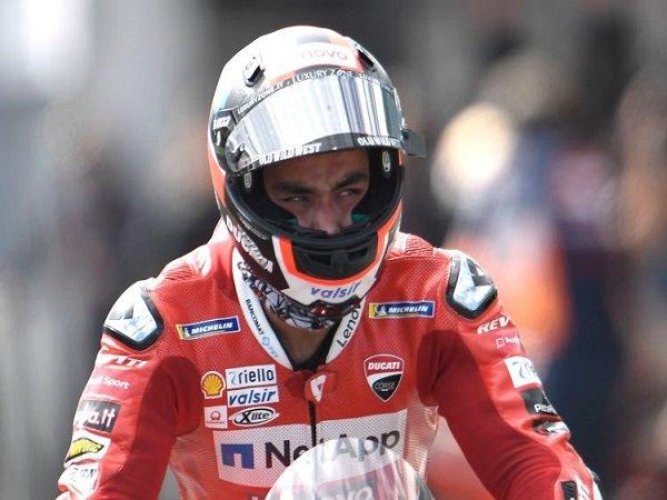 Beirer Berharap Petrucci Dapat Jadi Mentor Bagi Pebalap Muda KTM