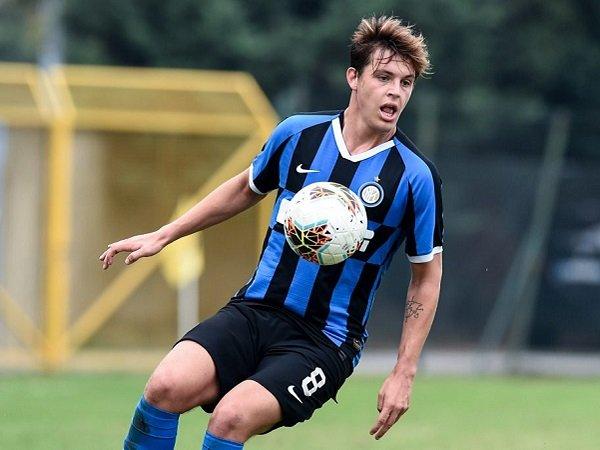 Inter Milan Capai Kata Sepakat Dengan Niccolo Squizzato