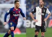 Selesai! Arthur dan Pjanic Sudah Tanda Tangani Kontrak dengan Juventus dan Barcelona
