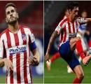Tandang ke Nou Camp, Atletico Madrid Terancam Tanpa Dua Pemain Andalan