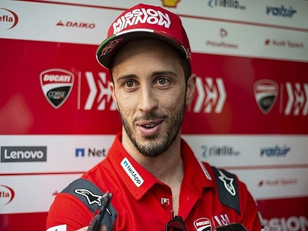 Dokter Yakin Dovizioso Bakal Pulih Sepenuhnya Sebelum MotoGP Dimulai