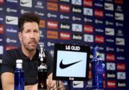 Hadapi Barcelona, Simeone Minta Atletico Madrid Fokus Pada Diri Sendiri