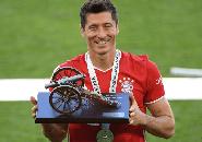 Diganjar Pemain Terbaik Bundesliga, Ini Komentar Lewandowski