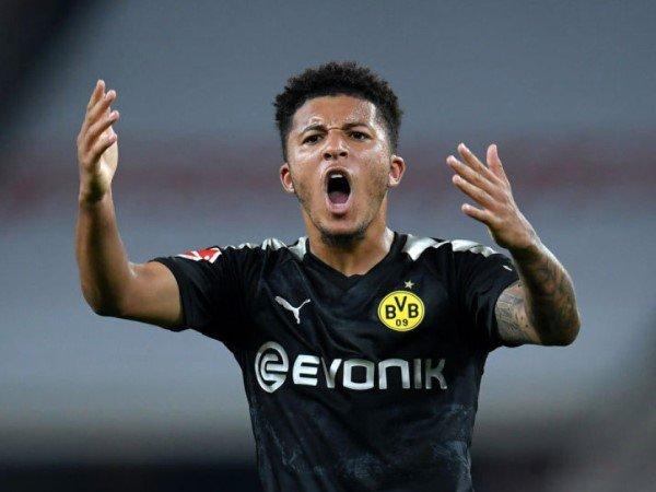 Dortmund Beri Deadline Untuk Transfer Sancho