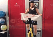 Dovizioso Langsung Latihan di Gym Usai Operasi Patah Tulang