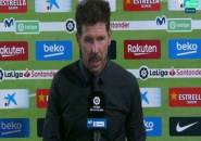 Imbangi Barcelona, Diego Simeone Enggan Komentari Griezmann