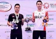 Duo Jawara Indonesia Targetkan Gelar Juara Piala Thomas 2020