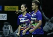 Mola TV PBSI Home Tournament: Rehan/Lisa Kandaskan Perlawanan Ghifari/Angelica