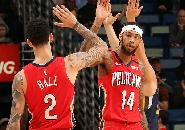 Perkembangan Lonzo Ball dan Brandon Ingram di Pelicans Tunjukkan Titik Kelemahan Terbesar Dari Lakers