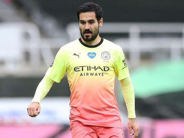 Gundogan: Tak Selamanya Manchester City Bisa Jadi Juara