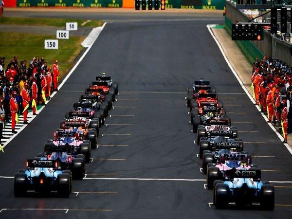 Jadwal Lengkap F1 GP Austria
