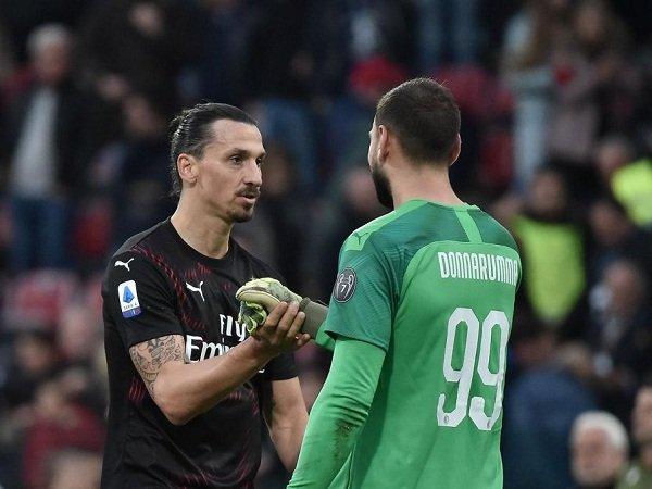 Milan dan Raiola Segera Gelar Pertemuan, Donnarumma dan Ibrahimovic Dalam Agenda