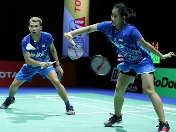 Mola TV PBSI Home Tournament: Rinov/Pitha Melenggang ke Semifinal
