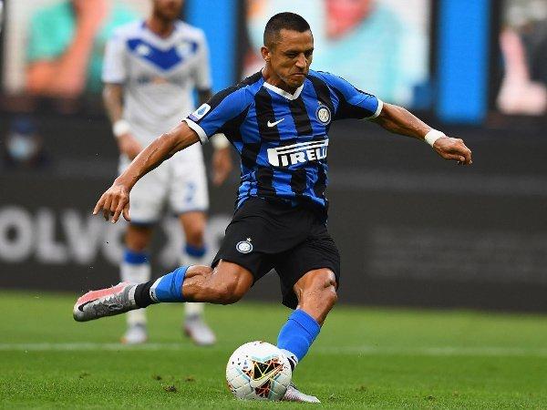 Sumbang Satu Gol dan Dua Assist, Conte Puji Penampilan Sanchez