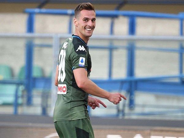 Arkadiusz Milik Bersedia Gabung Juventus