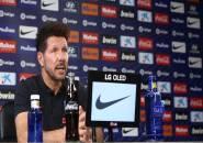 Jelang Mallorca, Simeone Tegaskan Atletico Madrid Masih Berusaha Wujudkan Target