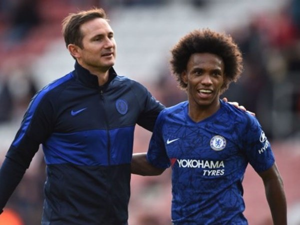 Masih Berkualitas, Chelsea Didesak untuk Tak Biarkan Willian Pergi