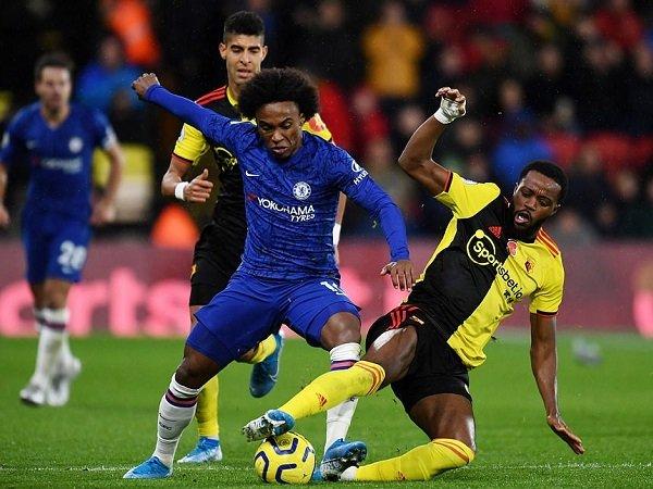 Premier League 2019/2020: Prakiraan Susunan Pemain Chelsea Kontra Watford