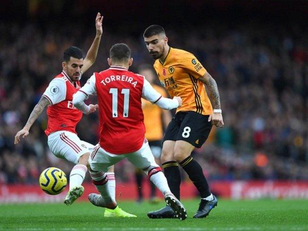 Premier League 2019/2020: Prakiraan Susunan Pemain Wolves Kontra Arsenal