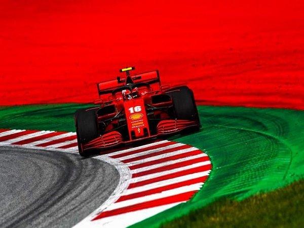 Hasil Latihan Bebas Hari Pertama Buat Leclerc Khawatir