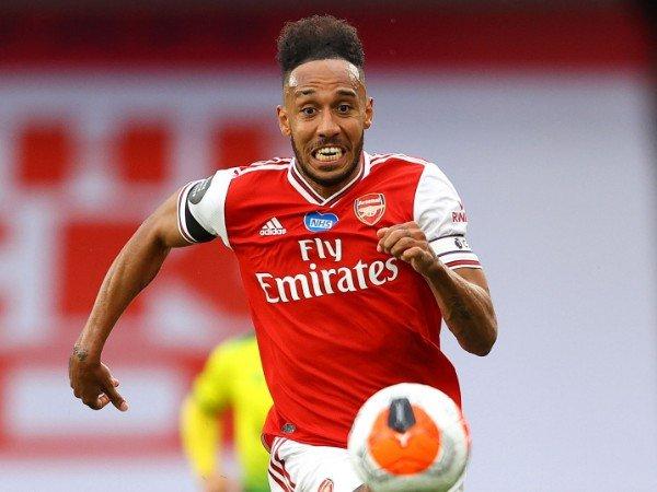 Ini Gaji yang Dituntut Pierre-Emerick Aubameyang di Arsenal