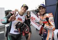 Quartararo Senang Bisa Bertarung Ketat Dengan Marquez