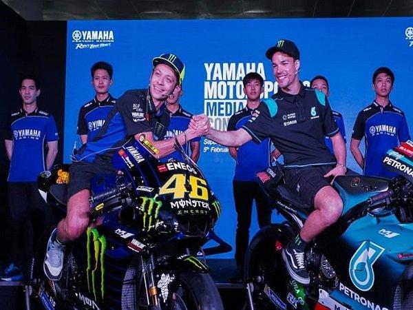 Andai Bergabung Petronas Yamaha, Rossi Tak Sungkan Belajar Dari Morbidelli
