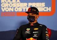 Verstappen Tak Bisa Sembunyikan Rasa Kecewanya Usai Gagal Finish