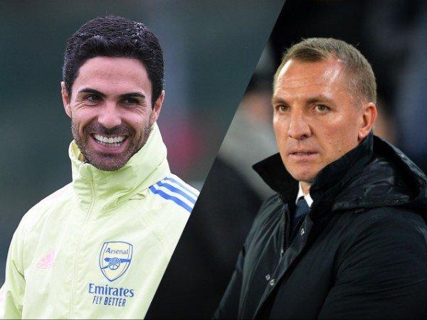 Brendan Rodgers Puji Keberanian Mikel Arteta di Arsenal