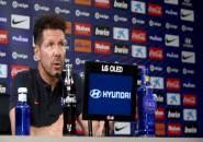 Jelang vs Celta Vigo, Simeone Komentari VAR