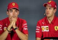 Masalah yang Bikin Leclerc dan Vettel Gagal Tampil Maksimal di Austria