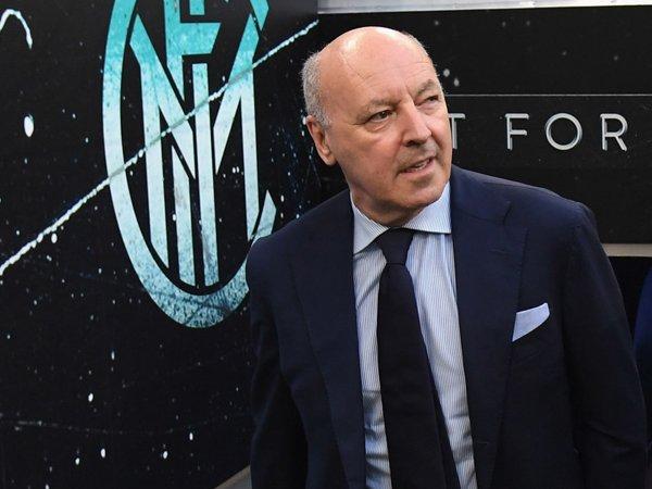 Meski Sudah 4 Kali Kalah di Liga, Marotta Optimis Inter Masih Bisa Juara